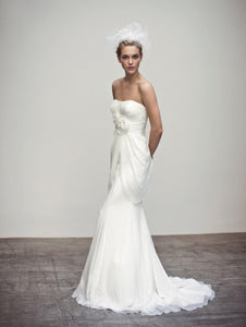 Melissa Sweet Eze Dress - Melissa Sweet - Nearly Newlywed Bridal Boutique - 2