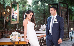 Matthew Christopher 'Cocoa' - Matthew Christopher - Nearly Newlywed Bridal Boutique - 2