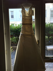 Jim Hjelm Couture Blush 'IVY' - Jim Hjelm - Nearly Newlywed Bridal Boutique - 2