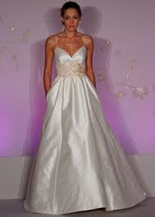 Jim Hjelm #1061 Wedding Dress - Jim Hjelm - Nearly Newlywed Bridal Boutique - 2
