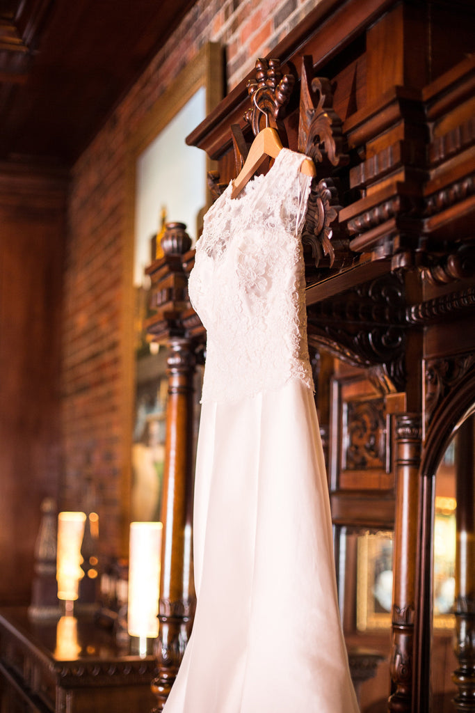 Amsale 'Taylor' - Amsale - Nearly Newlywed Bridal Boutique - 3
