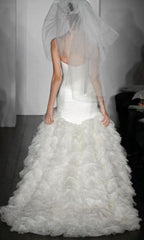 Kenneth Pool Fashionista Mermaid Gown - Kenneth Pool - Nearly Newlywed Bridal Boutique - 2