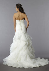 Perla D line by Pnina Tornai for Kleinfeld - Pnina Tornai - Nearly Newlywed Bridal Boutique - 2