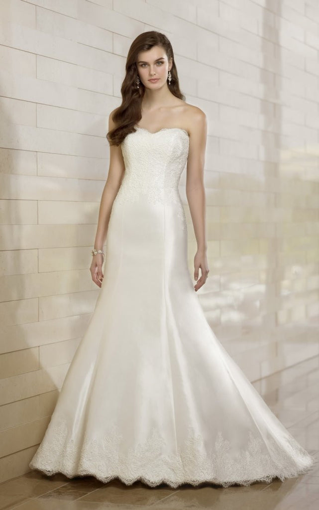 Essence of Australia Style D1388 - essence of australia - Nearly Newlywed Bridal Boutique - 1