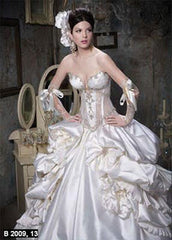 Pnina Tornai Sweetheart Ball Gown Style #0749 - Pnina Tornai - Nearly Newlywed Bridal Boutique - 2