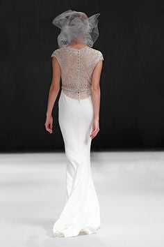 Badgley Mischka 'Fonda' - Badgley Mischka - Nearly Newlywed Bridal Boutique - 1