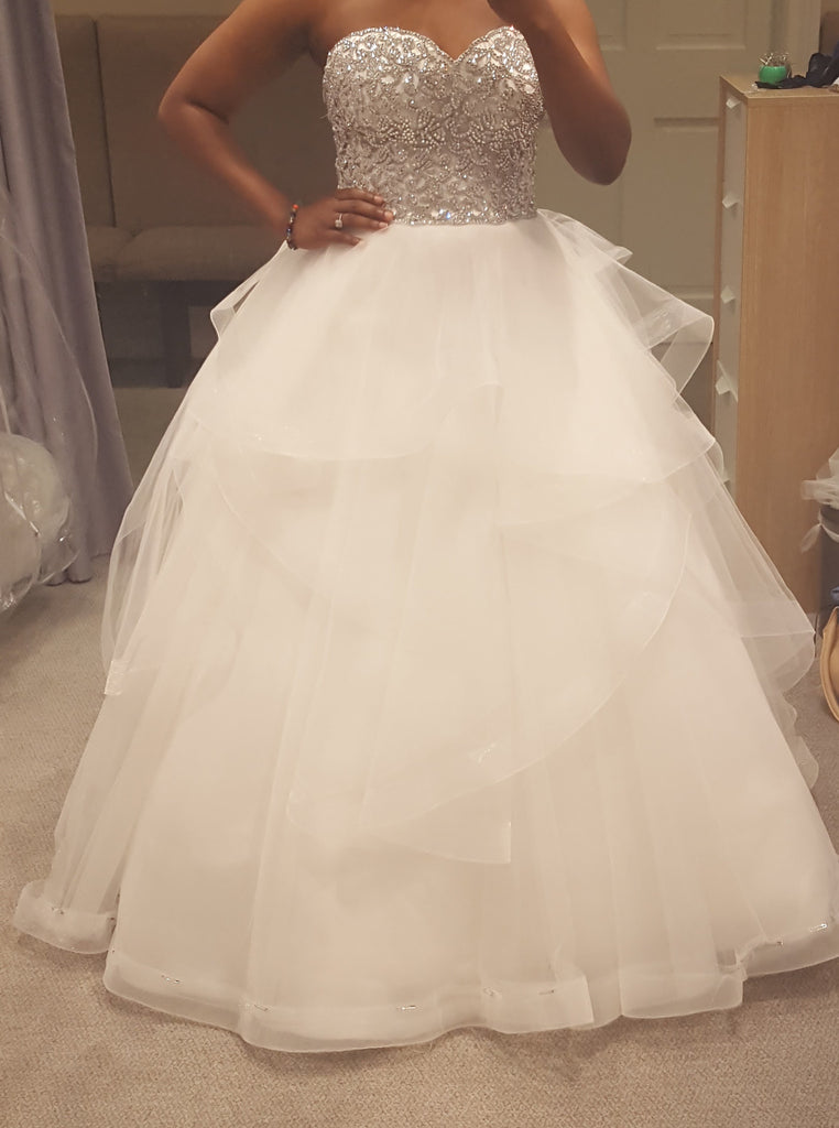Pnina Tornai 'Ball Gown' - Pnina Tornai - Nearly Newlywed Bridal Boutique - 2