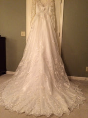 Oleg Cassini '7324' - Oleg Cassini - Nearly Newlywed Bridal Boutique - 3