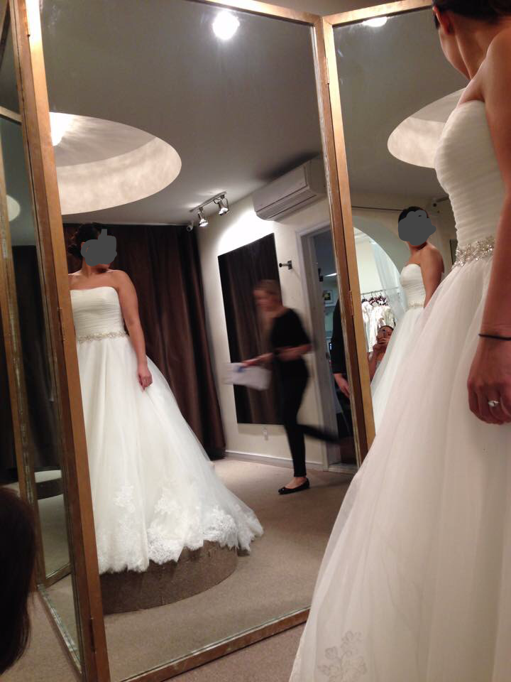 Allure '9168' - Allure - Nearly Newlywed Bridal Boutique - 1