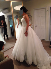 Allure '9168' - Allure - Nearly Newlywed Bridal Boutique - 3