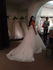 Allure '9168' - Allure - Nearly Newlywed Bridal Boutique - 2
