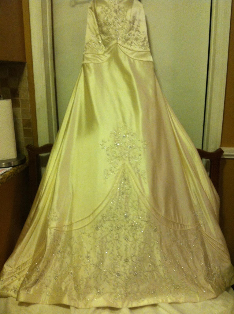 Matthew Christopher 'Roman Holiday' Style 2603 - Matthew Christopher - Nearly Newlywed Bridal Boutique - 8