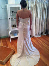 Load image into Gallery viewer, Ivy & Aster Violet Strapless Wedding Gown - Ivy & Aster - Nearly Newlywed Bridal Boutique - 2