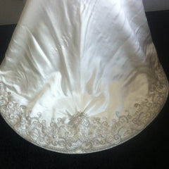 Rivini Fit and Flare with veil - Rivini - Nearly Newlywed Bridal Boutique - 5