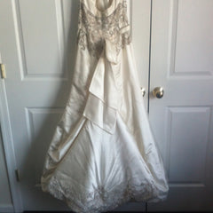 Rivini Fit and Flare with veil - Rivini - Nearly Newlywed Bridal Boutique - 2