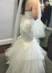 Amsale 'Aiden' - Amsale - Nearly Newlywed Bridal Boutique - 1
