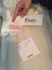 Hayley Paige 'Sunny' - Hayley Paige - Nearly Newlywed Bridal Boutique - 4
