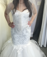Amsale 'Aiden' - Amsale - Nearly Newlywed Bridal Boutique - 2