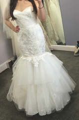 Amsale 'Aiden' - Amsale - Nearly Newlywed Bridal Boutique - 3