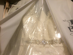 Allure Bridals 'Lace & Satin' - Allure Bridals - Nearly Newlywed Bridal Boutique - 7