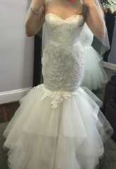 Amsale 'Aiden' - Amsale - Nearly Newlywed Bridal Boutique - 4