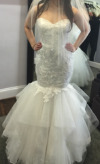 Amsale 'Aiden' - Amsale - Nearly Newlywed Bridal Boutique - 5