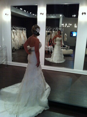 Alyne 'Megan' - Alyne - Nearly Newlywed Bridal Boutique - 5