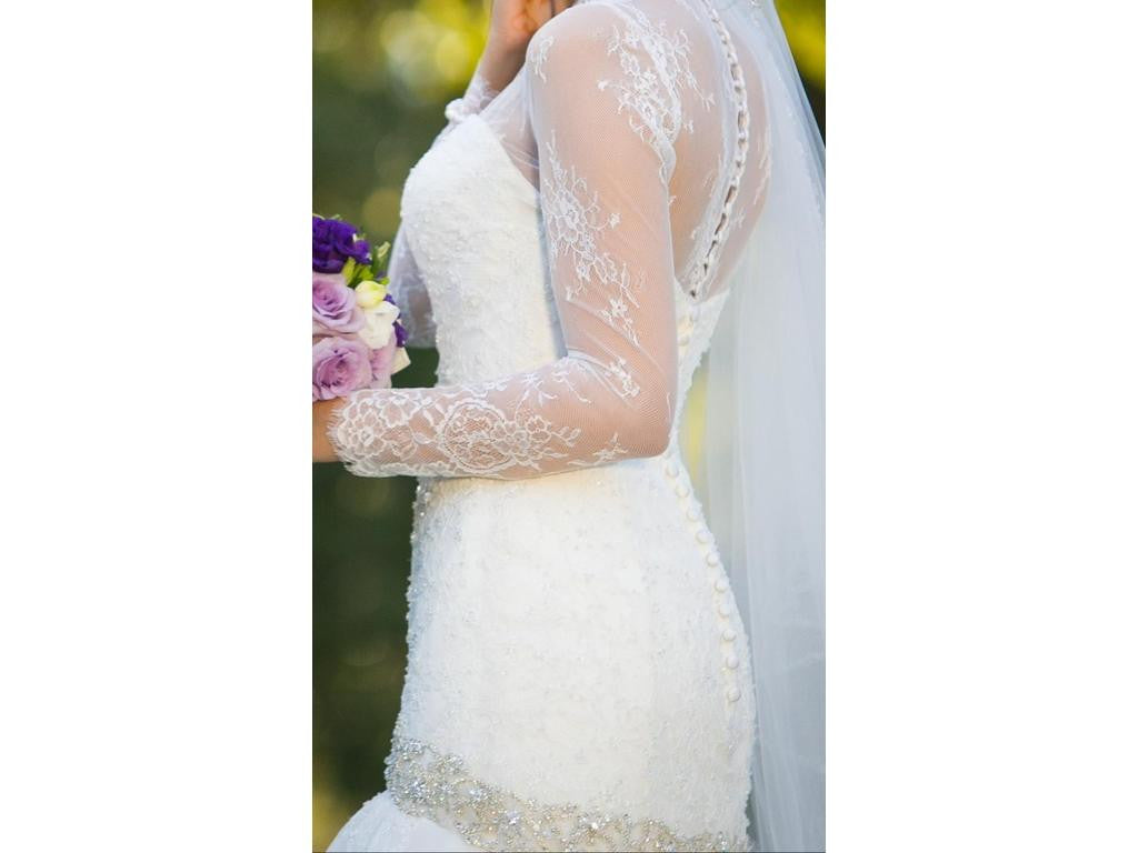 Allure Bridals '13291' - Allure Bridals - Nearly Newlywed Bridal Boutique