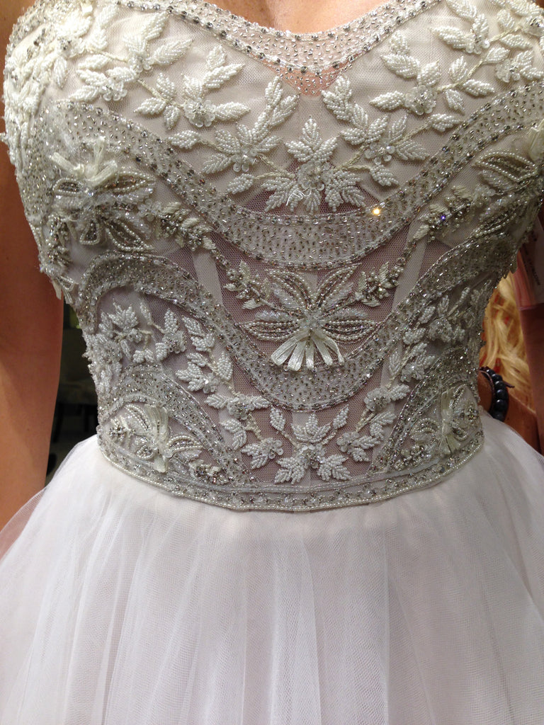 Eve of Milady 'Beaded' - eve of milady - Nearly Newlywed Bridal Boutique