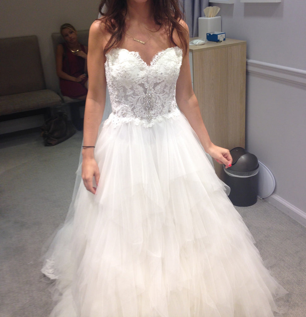 Eve of Milady '1552' - eve of milady - Nearly Newlywed Bridal Boutique - 3