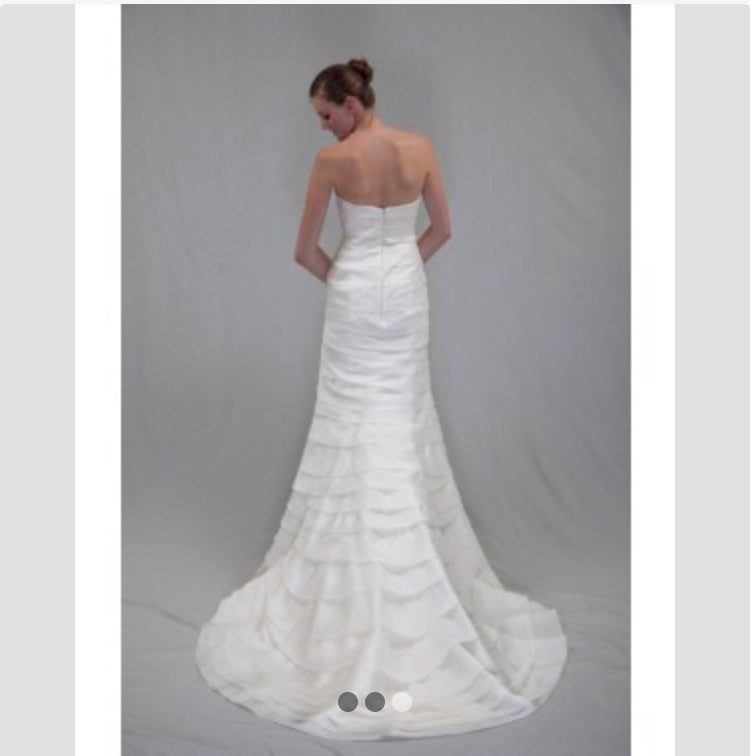 Demetrios 'Illusions 3142' - Demetrios - Nearly Newlywed Bridal Boutique - 2