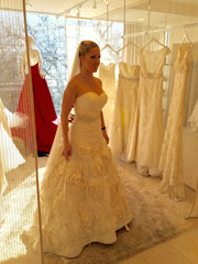 Amsale 'Bijou' - Amsale - Nearly Newlywed Bridal Boutique - 2