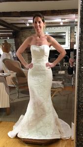 Amy Kuschel 'Kennedy' - amy kuschel - Nearly Newlywed Bridal Boutique - 1