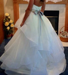 Blue 'Willow Melody' - Blue - Nearly Newlywed Bridal Boutique - 1