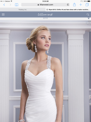 Lillian West '6310' - Lillian West - Nearly Newlywed Bridal Boutique - 2