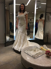 Anne Barge '617 KAY' - Anne Barge - Nearly Newlywed Bridal Boutique - 1