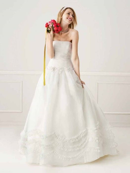 Galina 'Romantic and Stunning' - Galina - Nearly Newlywed Bridal Boutique - 1