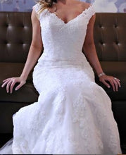 Load image into Gallery viewer, Mori Lee 'Blu 5316' - Mori Lee - Nearly Newlywed Bridal Boutique - 3