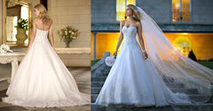 Stella York '5833' - Stella york - Nearly Newlywed Bridal Boutique - 1