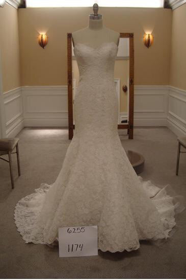 Dennis Basso style #6255 - Dennis Basso - Nearly Newlywed Bridal Boutique