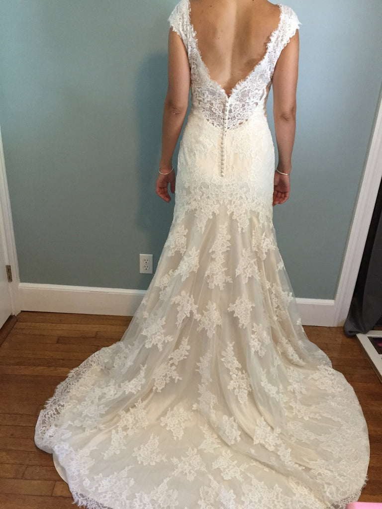 Maggie Sottero 'Shayla' - Maggie Sottero - Nearly Newlywed Bridal Boutique - 3