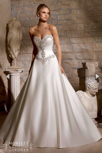 Mori Lee '2703' - Mori Lee - Nearly Newlywed Bridal Boutique - 4
