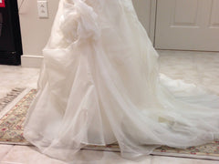 Marisa Style 920 Strapless Lace - Marisa - Nearly Newlywed Bridal Boutique - 4