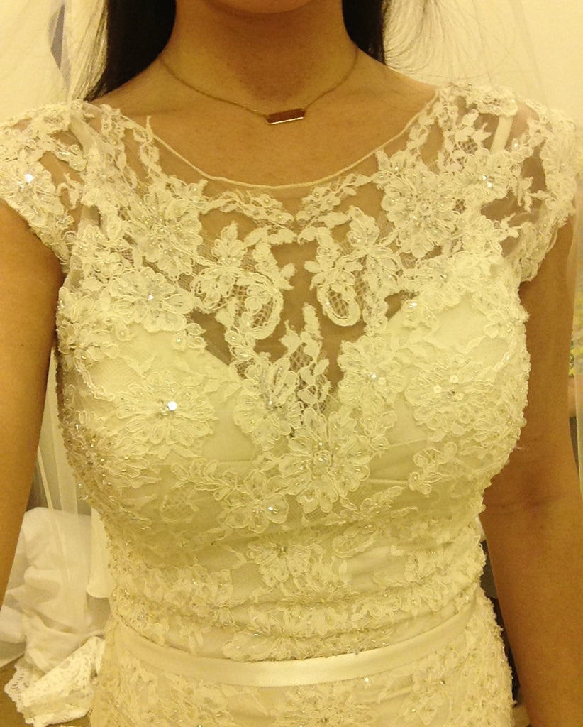 Essence of Australia 'D1549-LODM-ZP' - essence of australia - Nearly Newlywed Bridal Boutique - 6