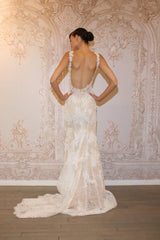Monique Lhuillier 'Calla' - Monique Lhuillier - Nearly Newlywed Bridal Boutique - 1