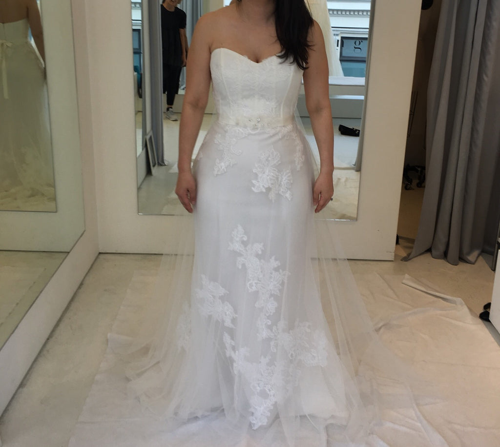 Christos 'Heidi' - Christos - Nearly Newlywed Bridal Boutique
