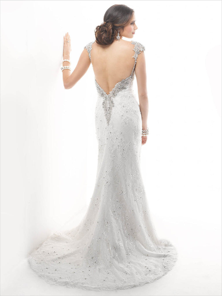 Maggie Sottero 'Brandy' - Maggie Sottero - Nearly Newlywed Bridal Boutique