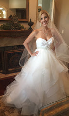 Hayley Paige 'Londyn' - Hayley Paige - Nearly Newlywed Bridal Boutique - 6