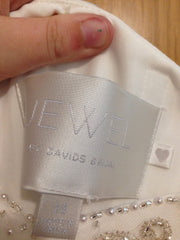 David's Bridal 'Jewel' - David's Bridal - Nearly Newlywed Bridal Boutique - 5