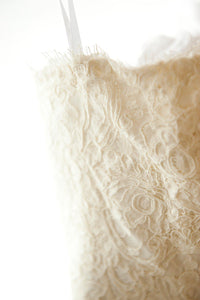 Monique Lhuillier Mystic Corset & Meringue Skirt - Monique Lhuillier - Nearly Newlywed Bridal Boutique - 4